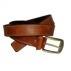Men's Waist Belt in Leather - Personalized